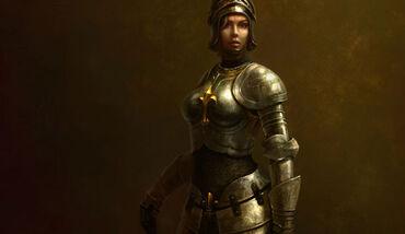 Joan of Arc DWL
