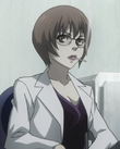 Unnamed doctor anime