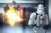 Kazu's death