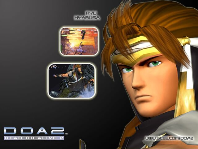 File:DOA2 Ryu Wallpaper.jpg