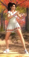 DOA5U Momiji Sports Screen