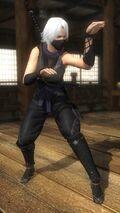 DOA5LR costume Ninja Clain Vol 3 Christie