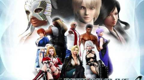 Dead or Alive 4 OST Alpha-152 (Theme of Alpha-152)
