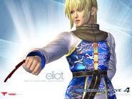 DOA4 Eliot 2