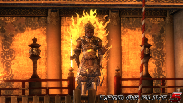File:DOA5LR - Sky City Tokyo - Altar - screen by AdamCray and AgnessAngel.png