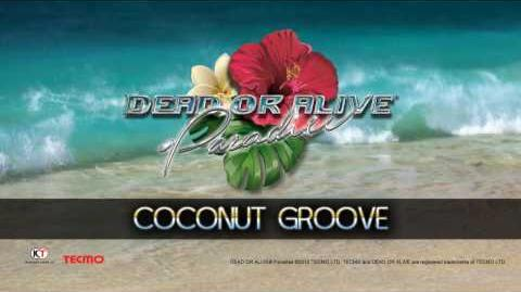 DEAD OR ALIVE Paradise OST - COCONUT GROOVE