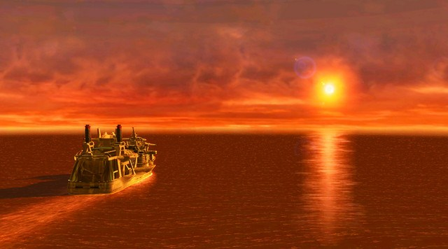 File:DOAD Boat Sunset.jpg