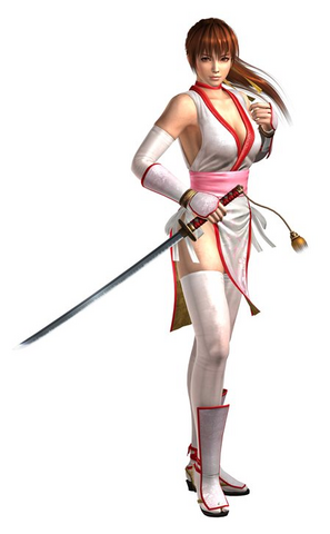 File:NG3RE - Kasumi - 3rd Costume Render.png