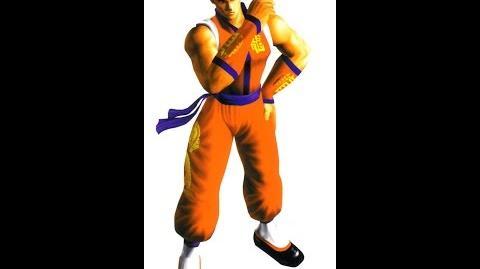 Kokou no Kenshi (arcade version)