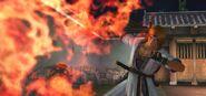 DOAD Hayate Fire