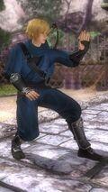 DOA5LR costume Ninja Clain VOL1 Eliot