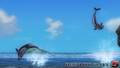 Zack island - Dolphins1 - screen by AdamCray and AgnessAngel