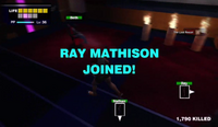 Ray Joins