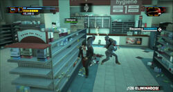 Dead rising looters have molotovs