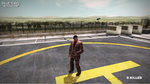 Dead rising heliport and parking lot (7)