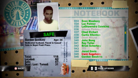 Dead Rising gordon (Dead Rising 2) notebook