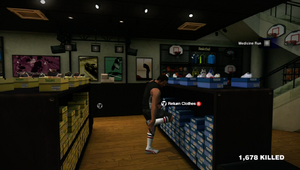 Dead rising clothing paradise plaza and first floor of entrance plaza (19)