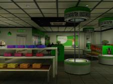 Kathy's Boutique Interior
