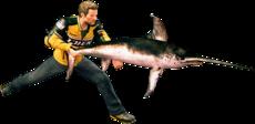 Dead rising swordfish main