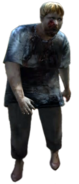 Dead rising zombies fat cropped blonde