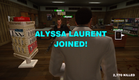 Alyssa Joins