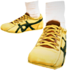 Dead rising Yellow Sneakers