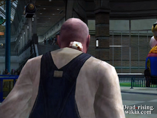 Dead rising leroys neck wound