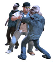 Dead rising Pat Berkson fight