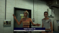Dead rising twin sisters rescuing 5 security room