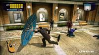Dead rising parasol hitting zombies in al fresca