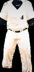 Dead rising Baseball Uniform