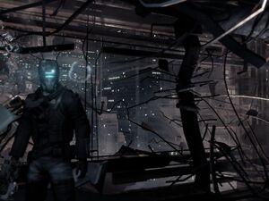 Hacker Suit Space