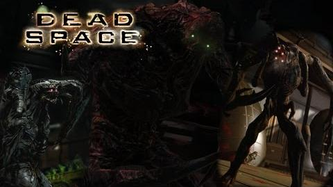 Dead Space Hunter Ubermorph Regenerator Necromorph Sound Effects HD-0