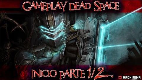 Dead Space (Português-BR)- Ep.1 Part. 2 - Inicio.