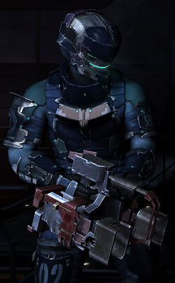 Line gun