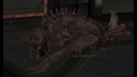 Dead Space Leaper Necromorph Sounds HD