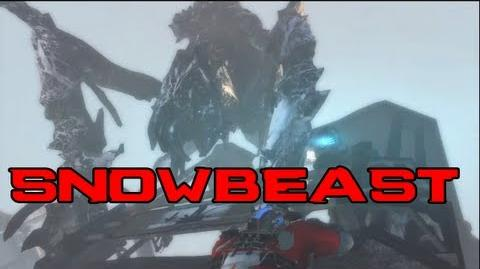Dead Space 3 - Snow Beast Boss Fights