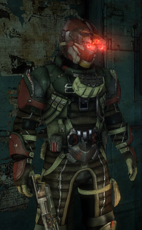 Dead Space Wiki Military Suit Anything