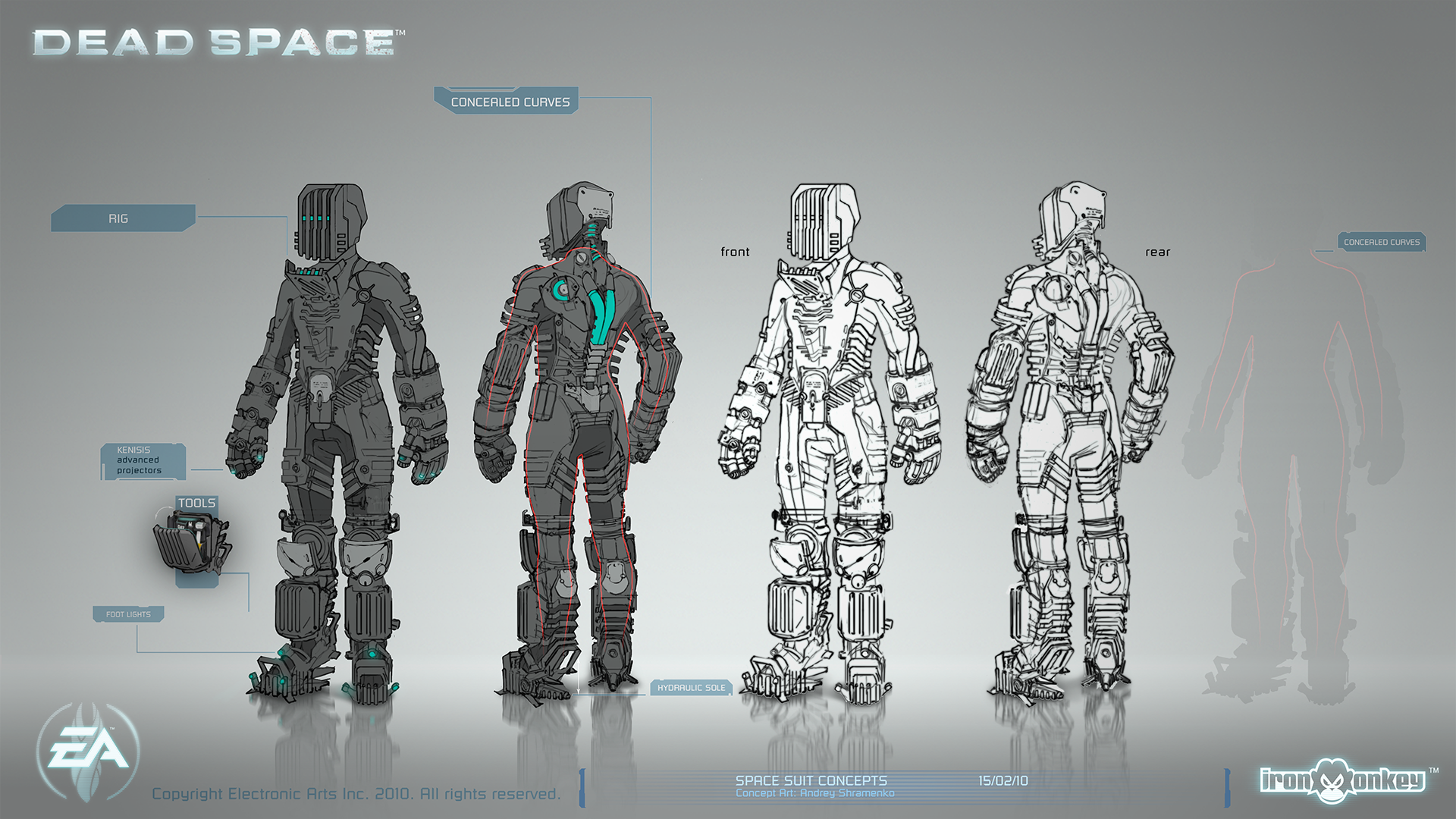 Review Dead Space one of the best games in the genre Rely on