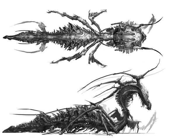 File:Dead Space 3 Nexus Beast top and side concept.jpg