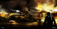 Dead Space 2 Concept Art by Joseph Cross 24a