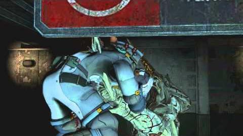 Dead Space 3 I Brutal Regenerator death I