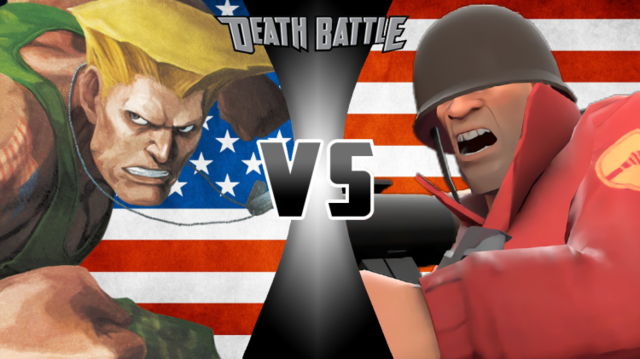 User blog:AgentHoxton/Custom Death Battle: Guile VS The ...