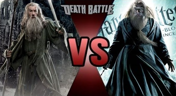 Gandalf vs. Dumbledore | Death Battle Fanon Wiki | Fandom ... Dumbledore Vs Snape