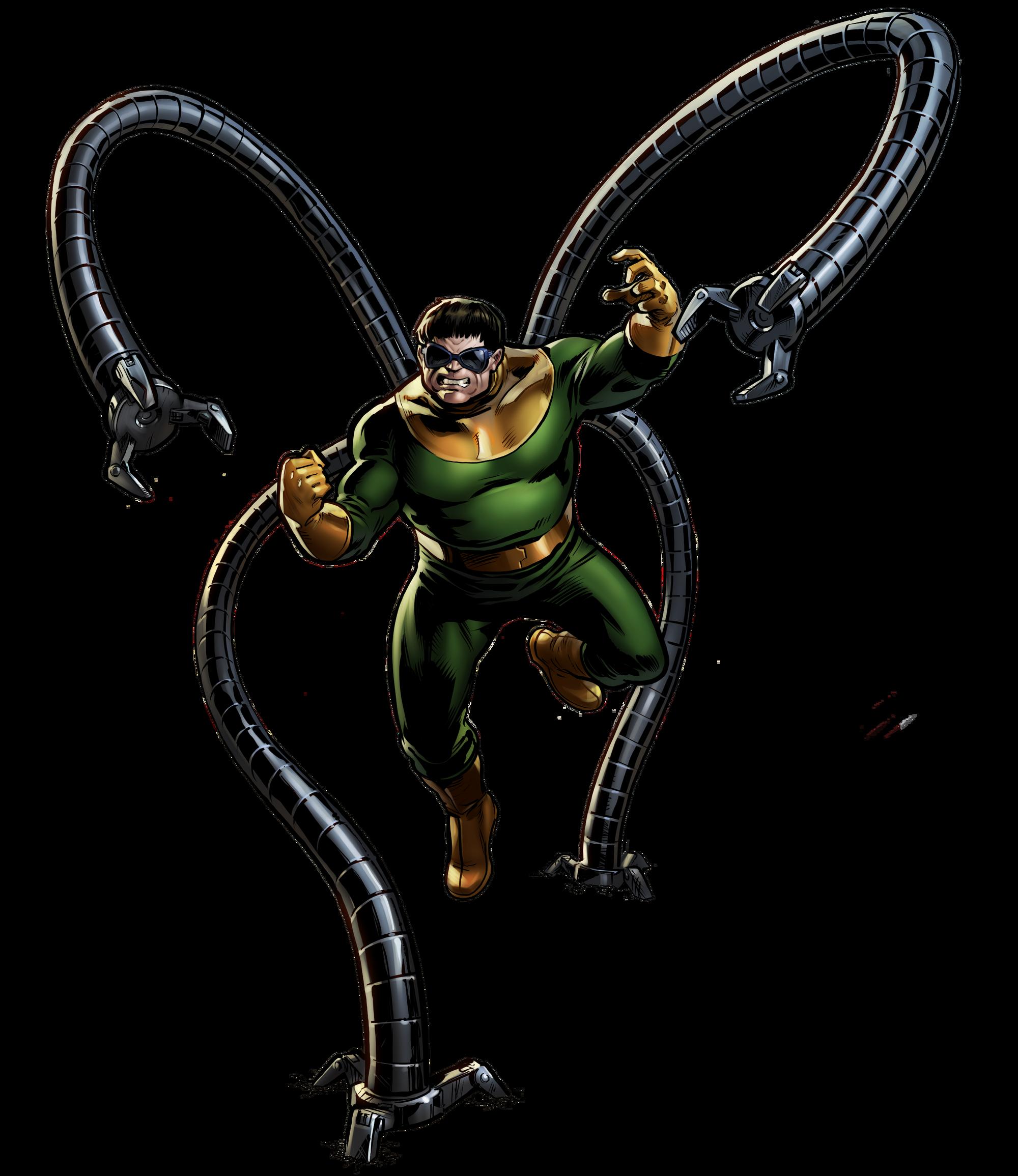 Doctor Octopus | Death Battle Fanon Wiki | FANDOM powered ...