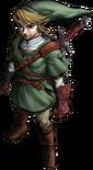 The Legend of Zelda - Link as he appears in Twilight Princess