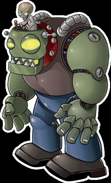 Dr Zomboss Plants vs Zombies