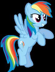 Rainbow Dash Apro319