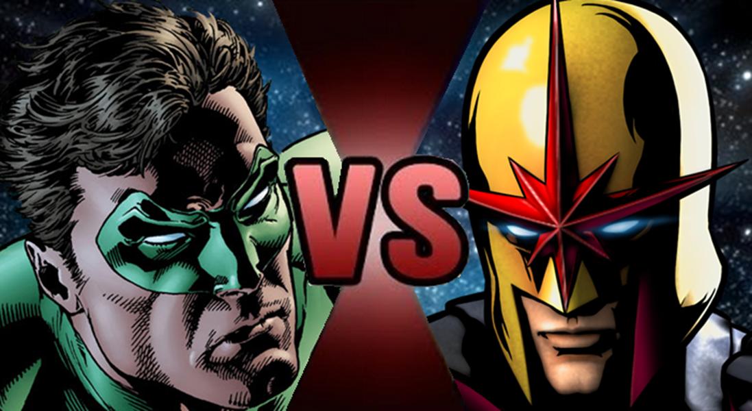Green Lantern vs. Nova | Death Battle Fanon Wiki | Fandom ...