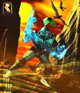 Killer Instinct - Fulgore at Chief Thunder's Stage